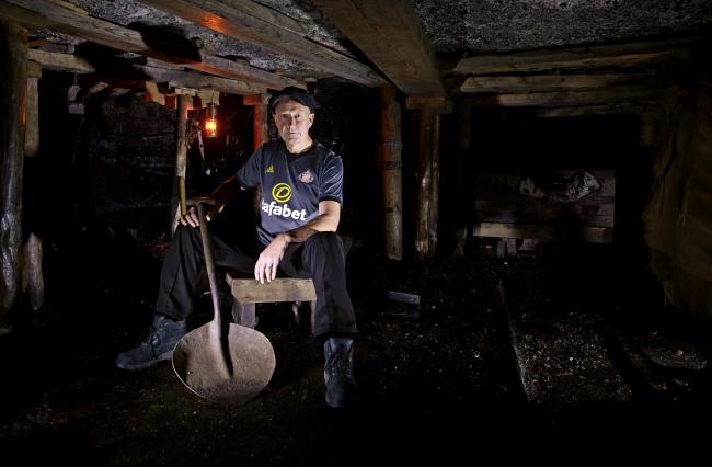 Sunderland FC third kit pays homage to mining industry | The