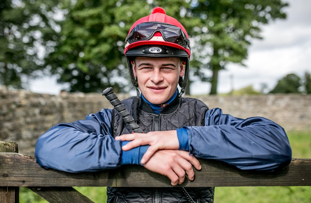 RACING CERTAINTY: Callum Rodriguez has established himself as one of the leading apprentices in the country since moving to Michael Dods' Denton Hall yard at the start of March (Picture: Sarah Caldecott)