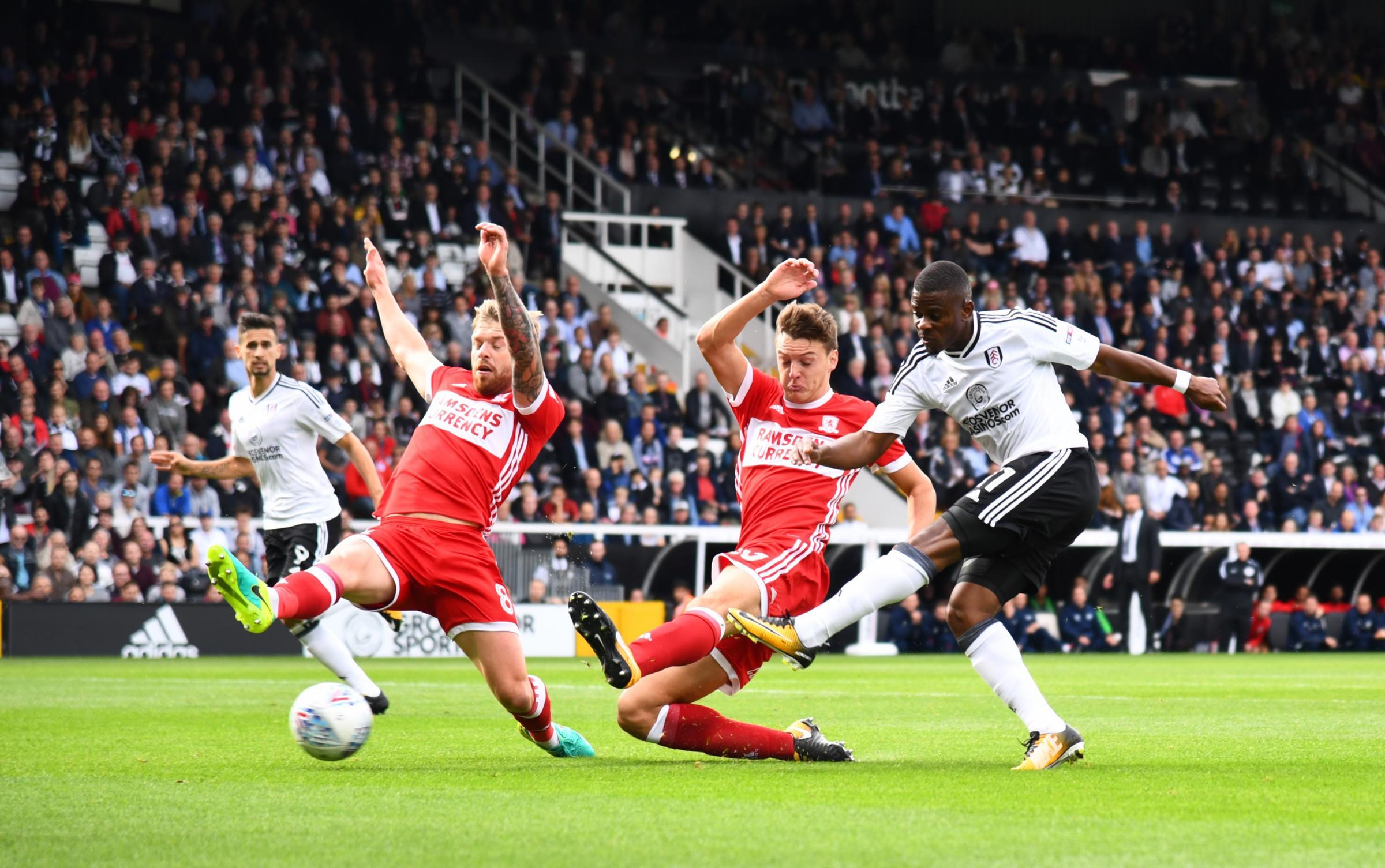 Fulham vs Boro: The last five meetings