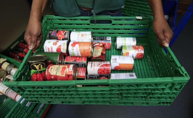 Demand For Food Banks On The Rise In York The Northern Echo