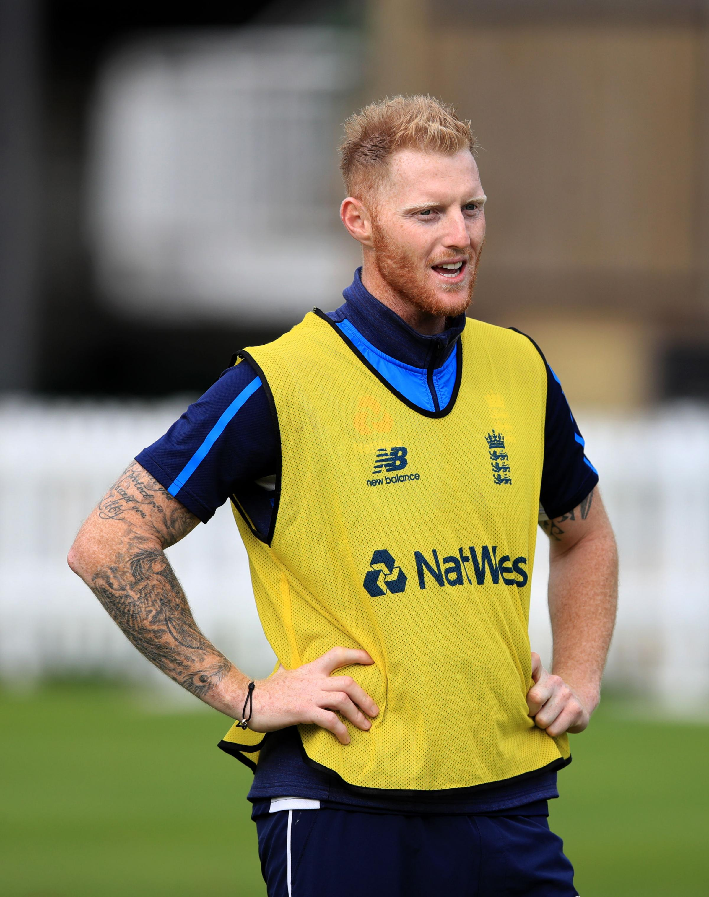Ben Stokes has been named in the England Ashes Test squad despite his arrest on suspicion of causing actual bodily harm.