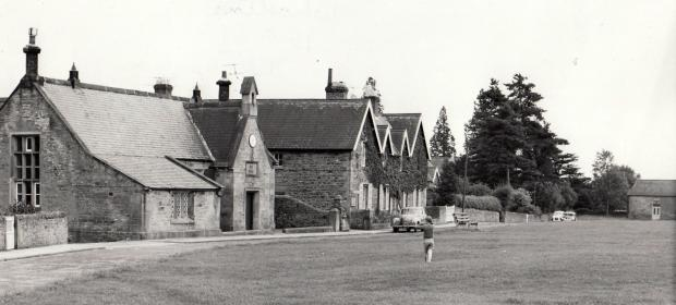 The Northern Echo: USELESS LAND: Whorlton school, here seen in 1961, was mentioned in the first D&S