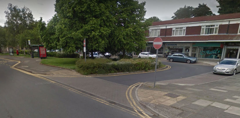 Mowden Shops in Darlington, near to where the carjacking occurred. Picture: GOOGLE