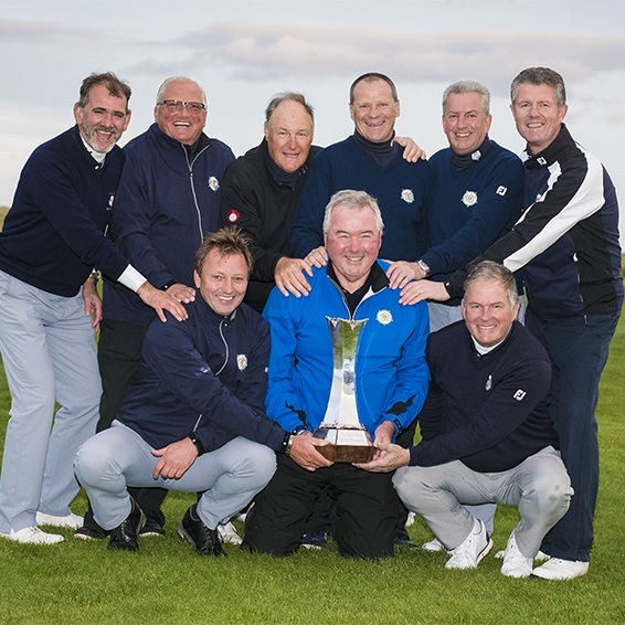 Senior Men's County Finals 2017Goswick Golf Club Credit: Leaderboard Photography