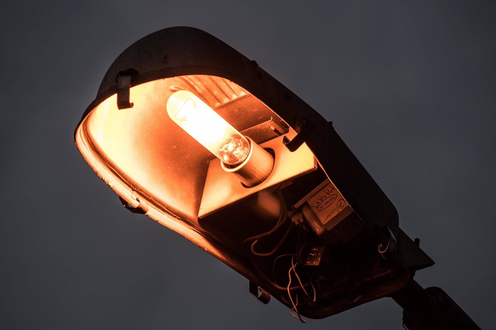 Streetlights across North Yorkshire are being upgraded (file photo) Picture PIXABAY