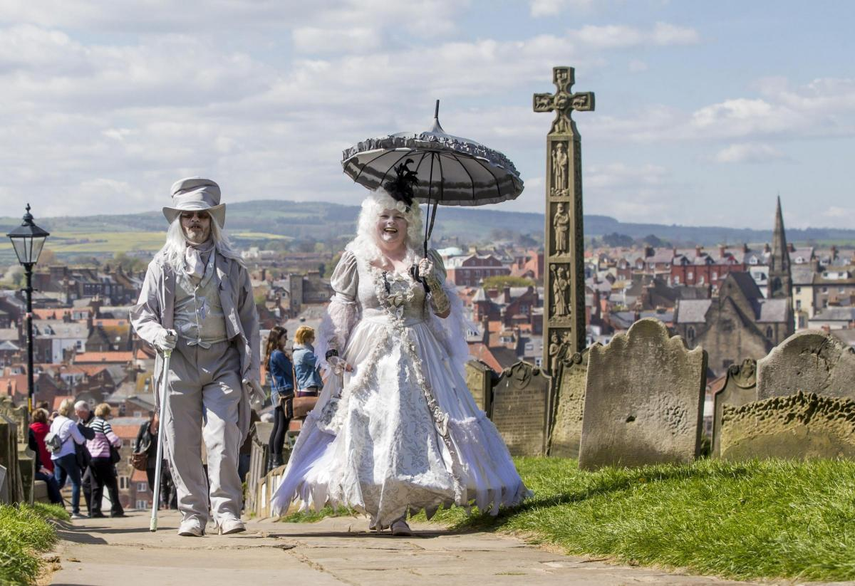 Image result for whitby goth weekend 27 april 2018