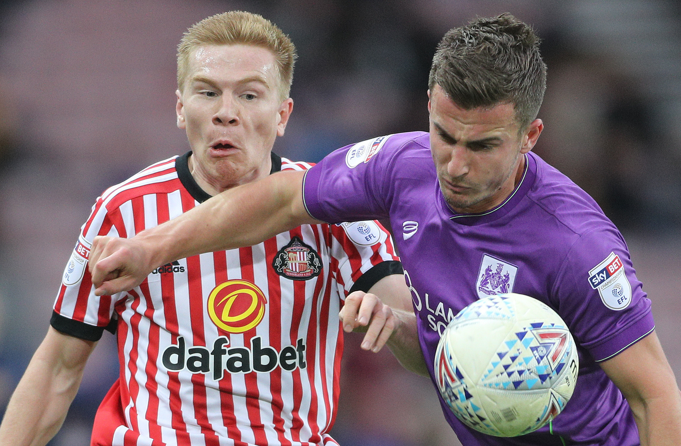 SUNDERLAND: Duncan Watmore set for another extended spell on the sidelines with latest knee injury blow