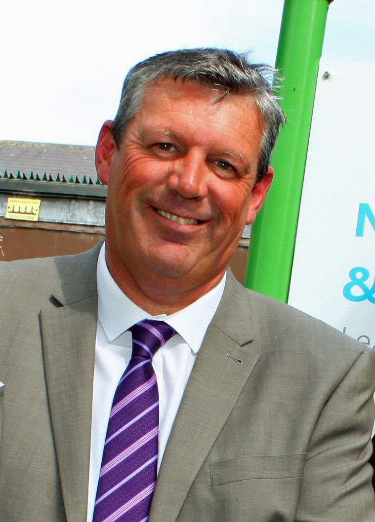 RETIRING: Chris Byrne, Northallerton School and Sixth Form College headteacher