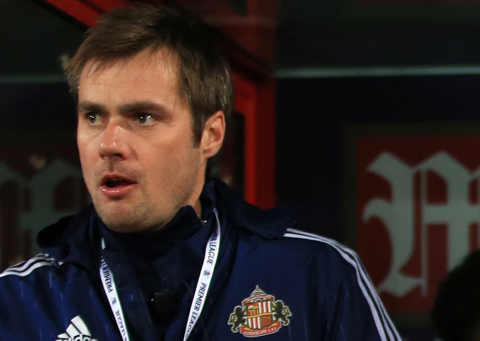 Sunderland have appointed Robbie Stockdale, pictured above, and Billy McKinlay as joint caretaker managers for the Tees-Wear derby. Picture: Nick Potts / PA Wire