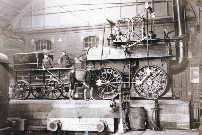 Quick facts about Locomotion No 1 - the world's most pioneering passenger steam engine