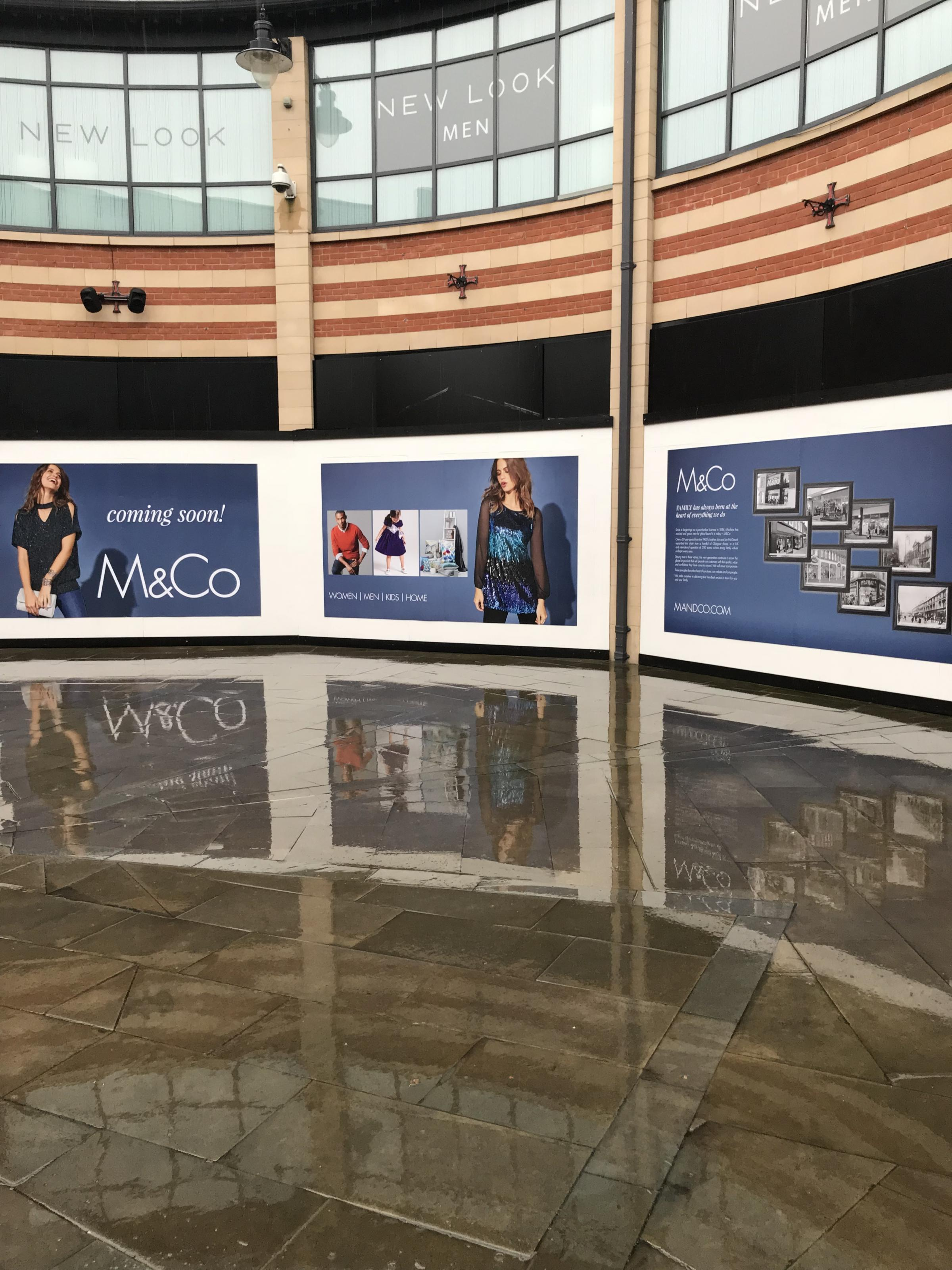M Co To Open New 30 Job Store In Former Bhs Premises In Durham The
