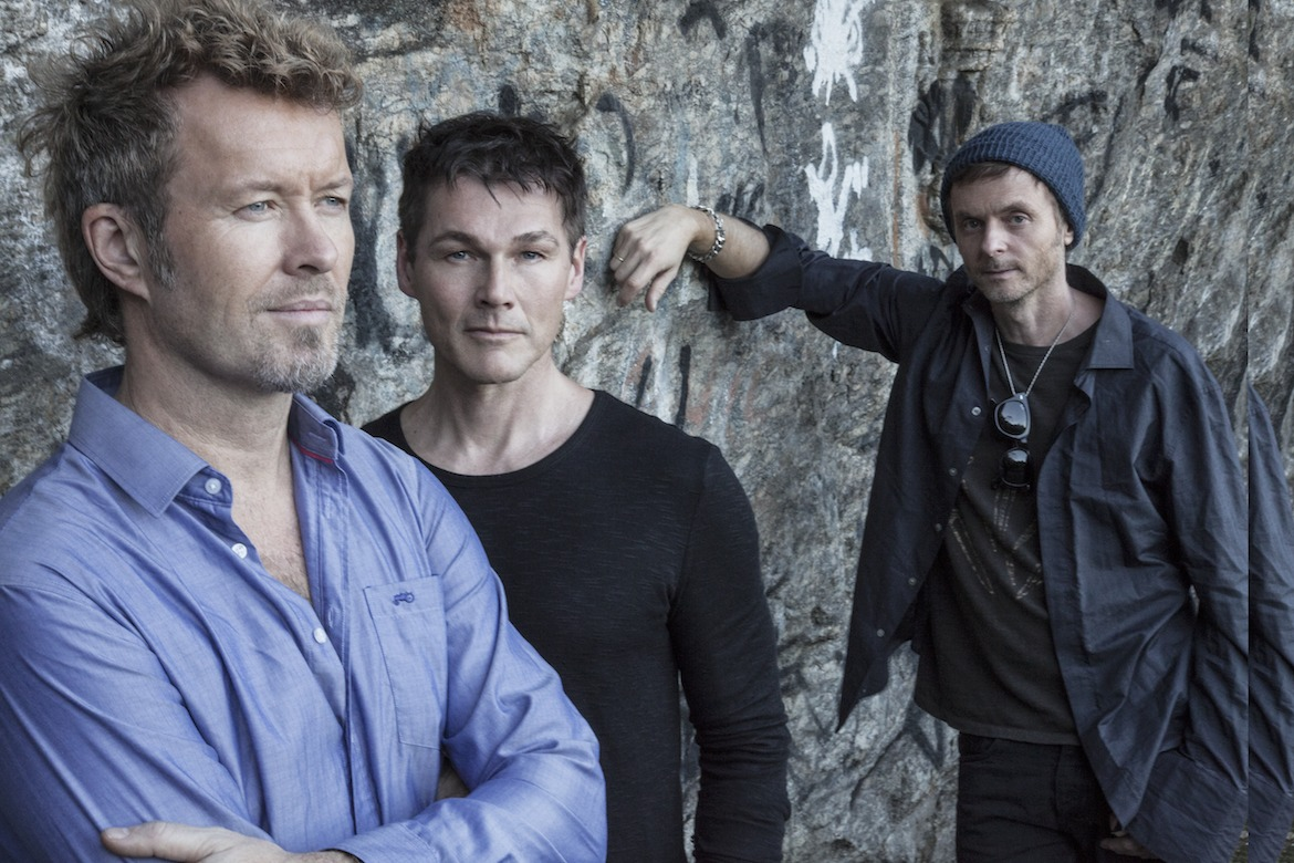 A-ha who will play the Northern Echo Arena on June 17