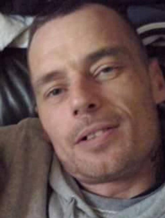Paul Cuniff, 43, was found dead in woodland at Crimdon Dene, north Hartlepool. Picture: CLEVELAND POLICE