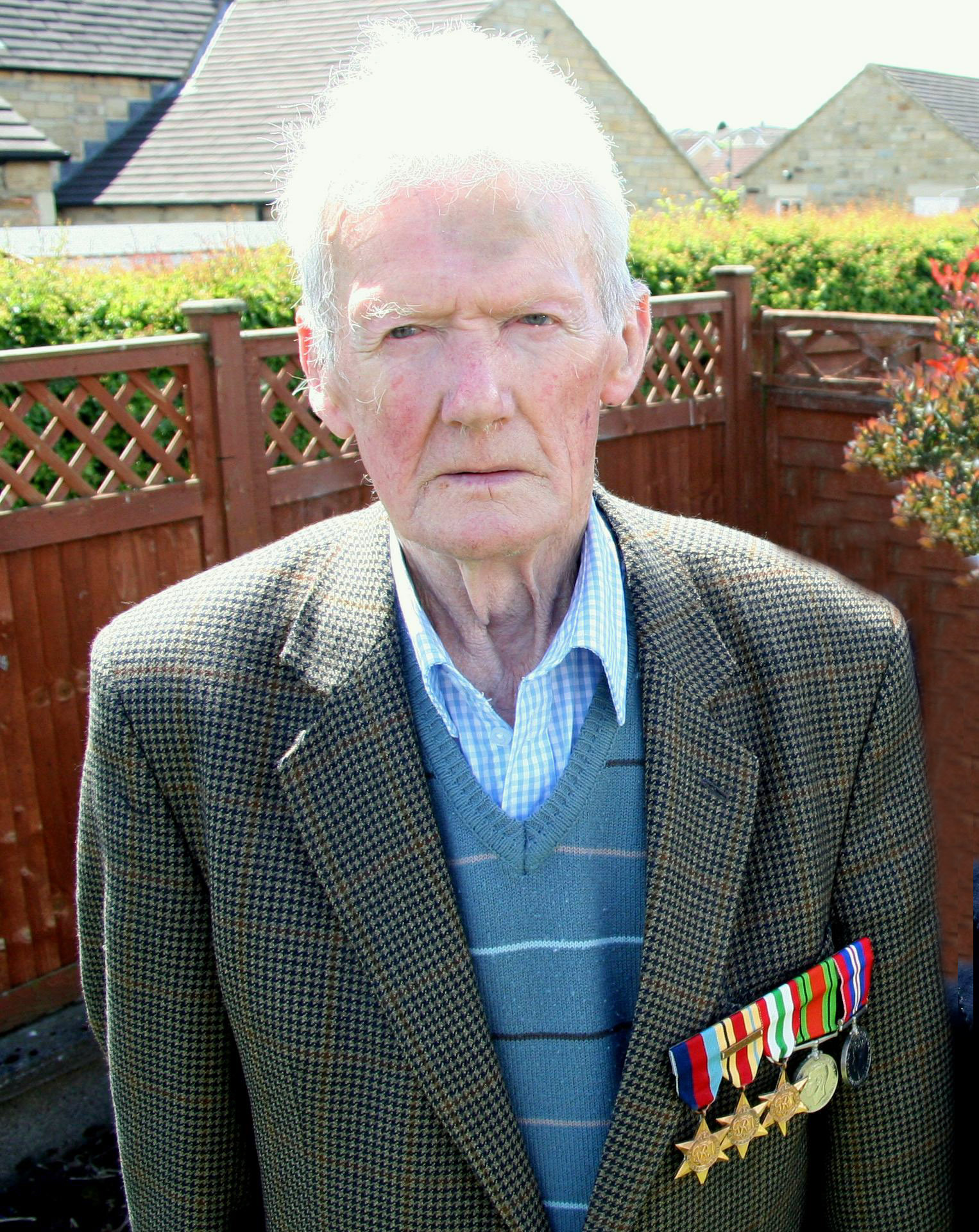 Dunkirk veteran Victor Clifford Dodd, known as Cliff