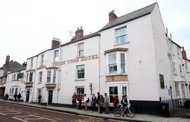 Former Durham hotel, Three Tuns, The Northern Echo