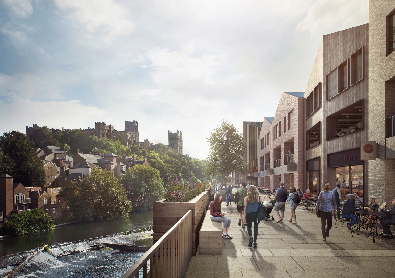 Bowling Alley And Gin Bar Plan For Durham City Centre The Northern