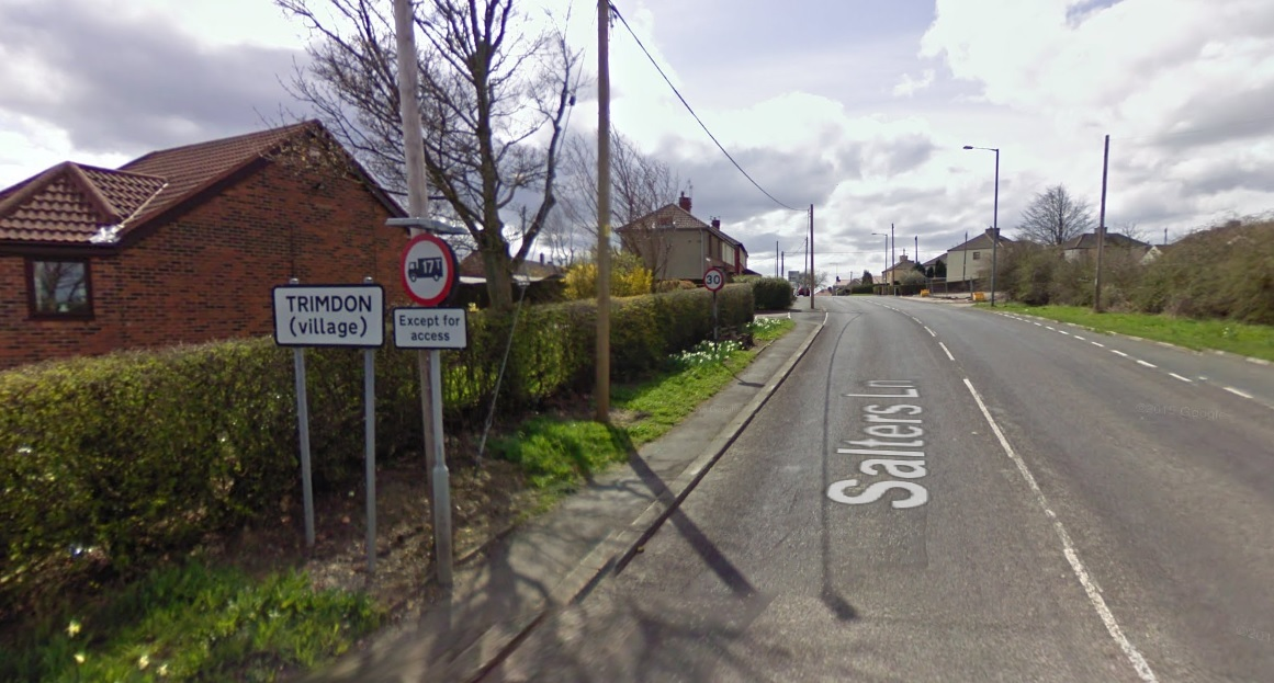 STEPS: A walkabout flagged up issues in Trimdon Village which will be addressed by the relevant bodies Picture: GOOGLE