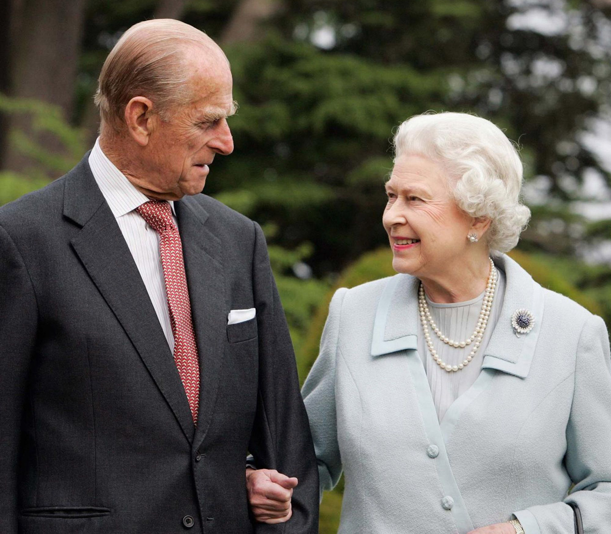 DEVOTED: The Queen and the Duke of Edinburgh. Picture: Tim Graham/PA Wire