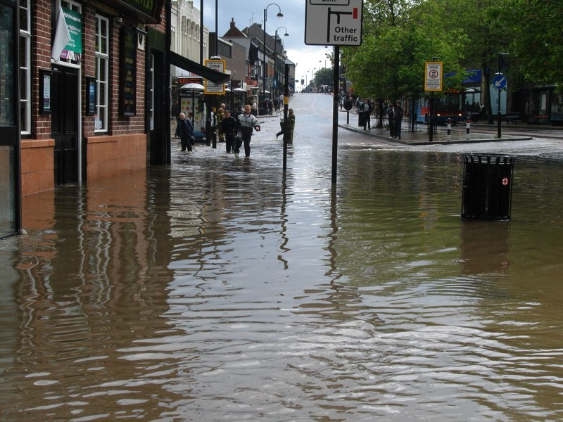 PLANS: Work to alleviate flooding problems in Chester-le-Street is proposed
