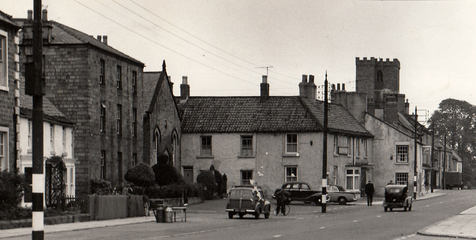 VILLAGE HISTORY: Staindrop in the 1960s