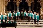 Pupils at Durham School staged a festival of music at Durham Cathedral Picture: Mark Wilkinson
