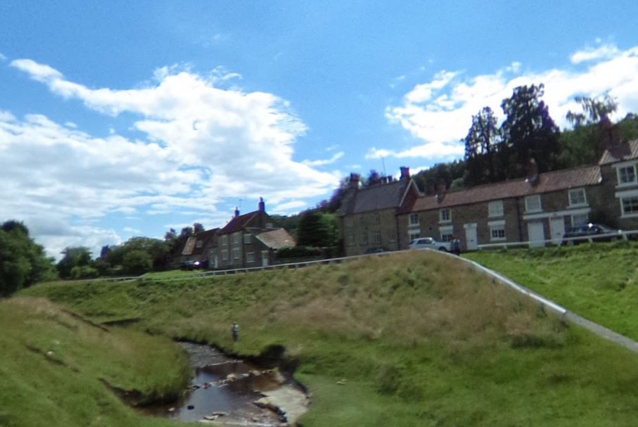 INTERNET: Hutton-le-Hole on the North York Moors. Picture: Google.