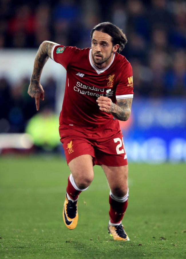 INGS CAN ONLY GET BETTER: Newcastle want to sign Liverpool forward Danny Ings on loan next month