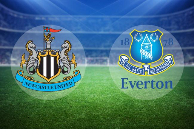 Hasil gambar untuk Newcastle United vs Everton