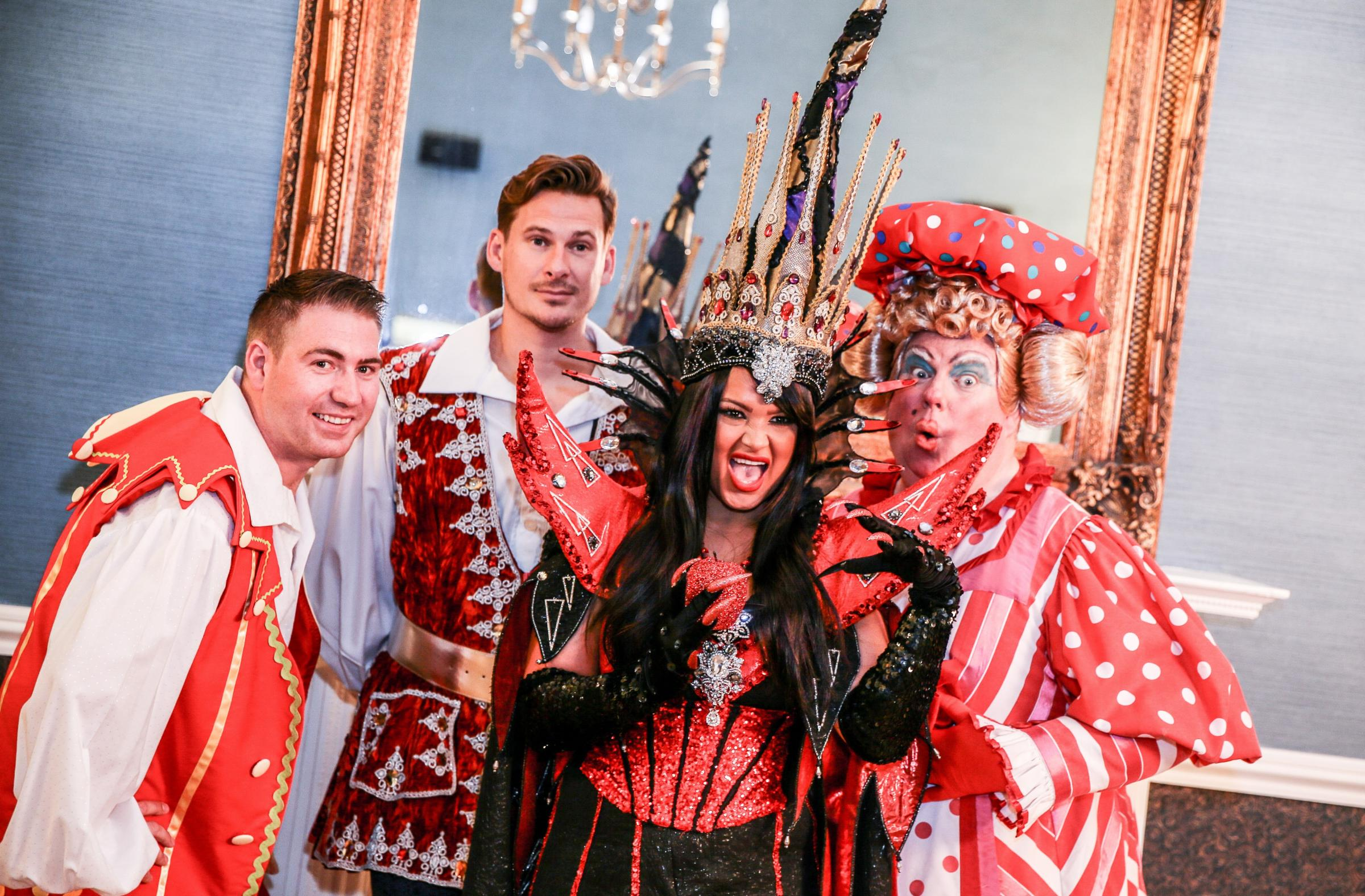 PANTO: Snow White opens at the Hippodrome on December 9.