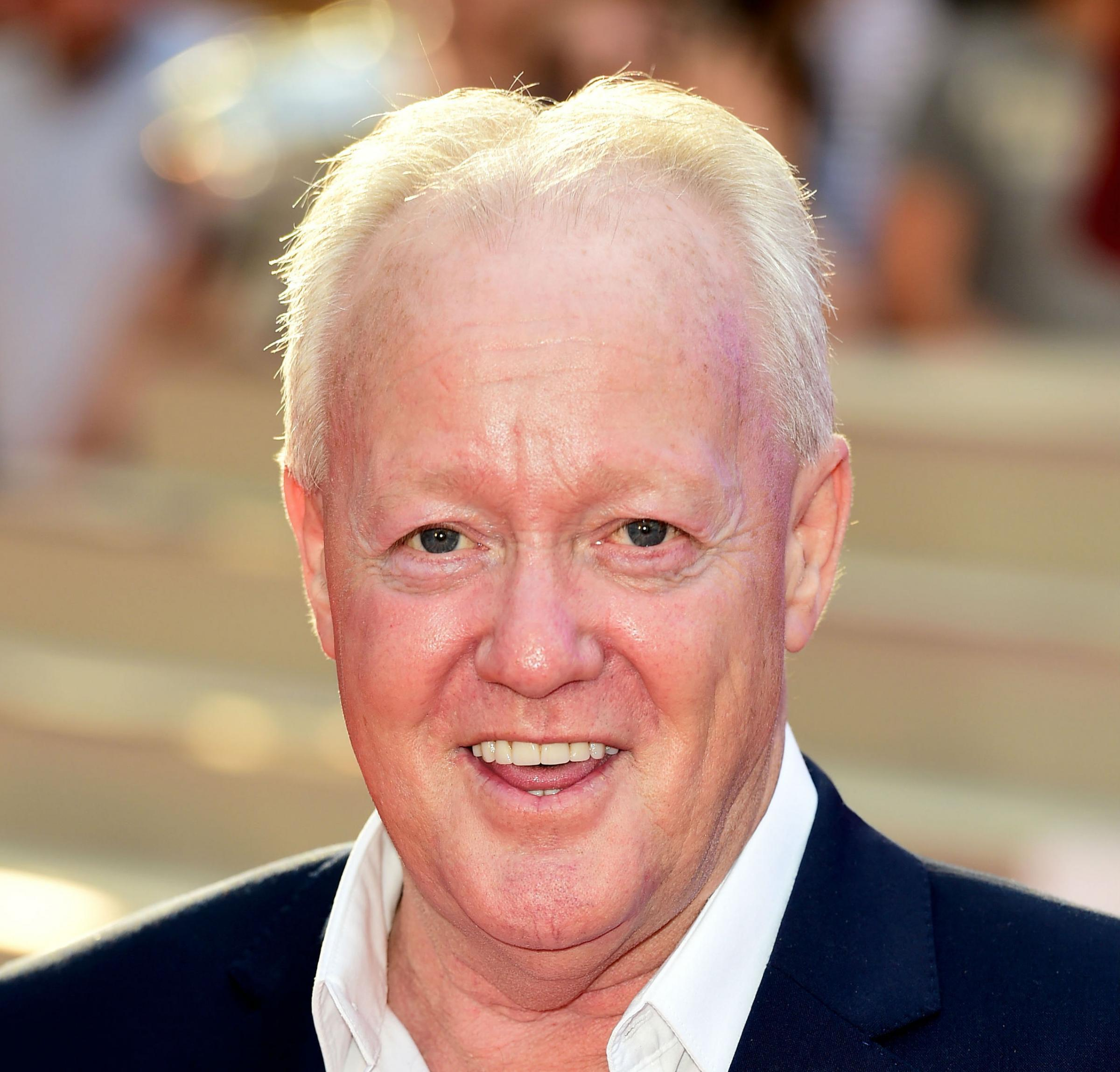 Keith Chegwin who died, aged, 60, on Monday Picture: PA