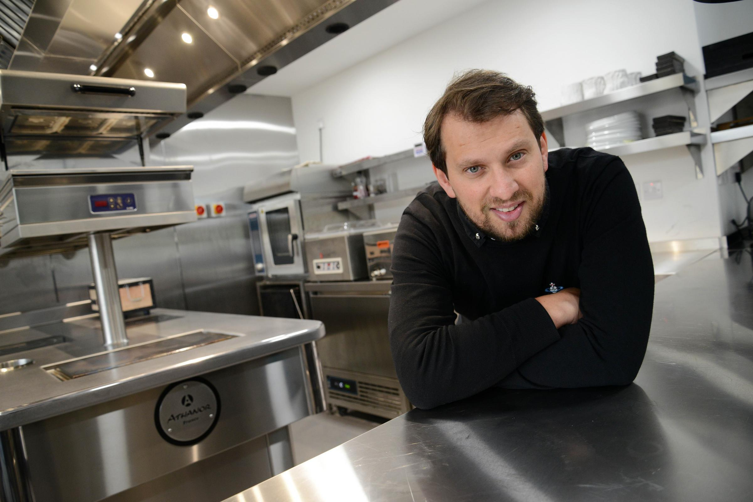 TV: James Close of the Raby Hunt will put Masterchef contestants through their paces on TV