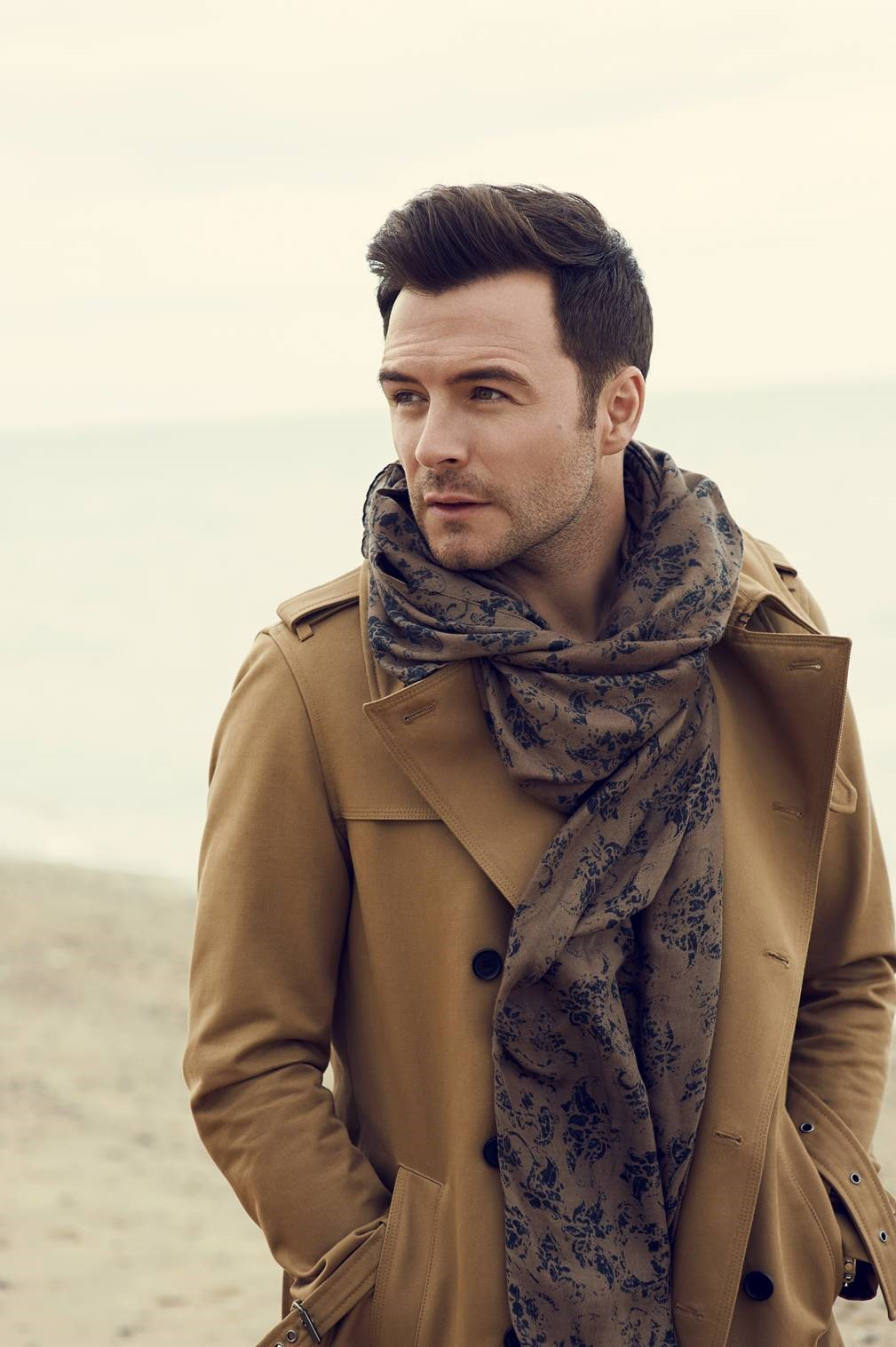 Shane Filan, of Westlife, announces 2018 gig in North-East