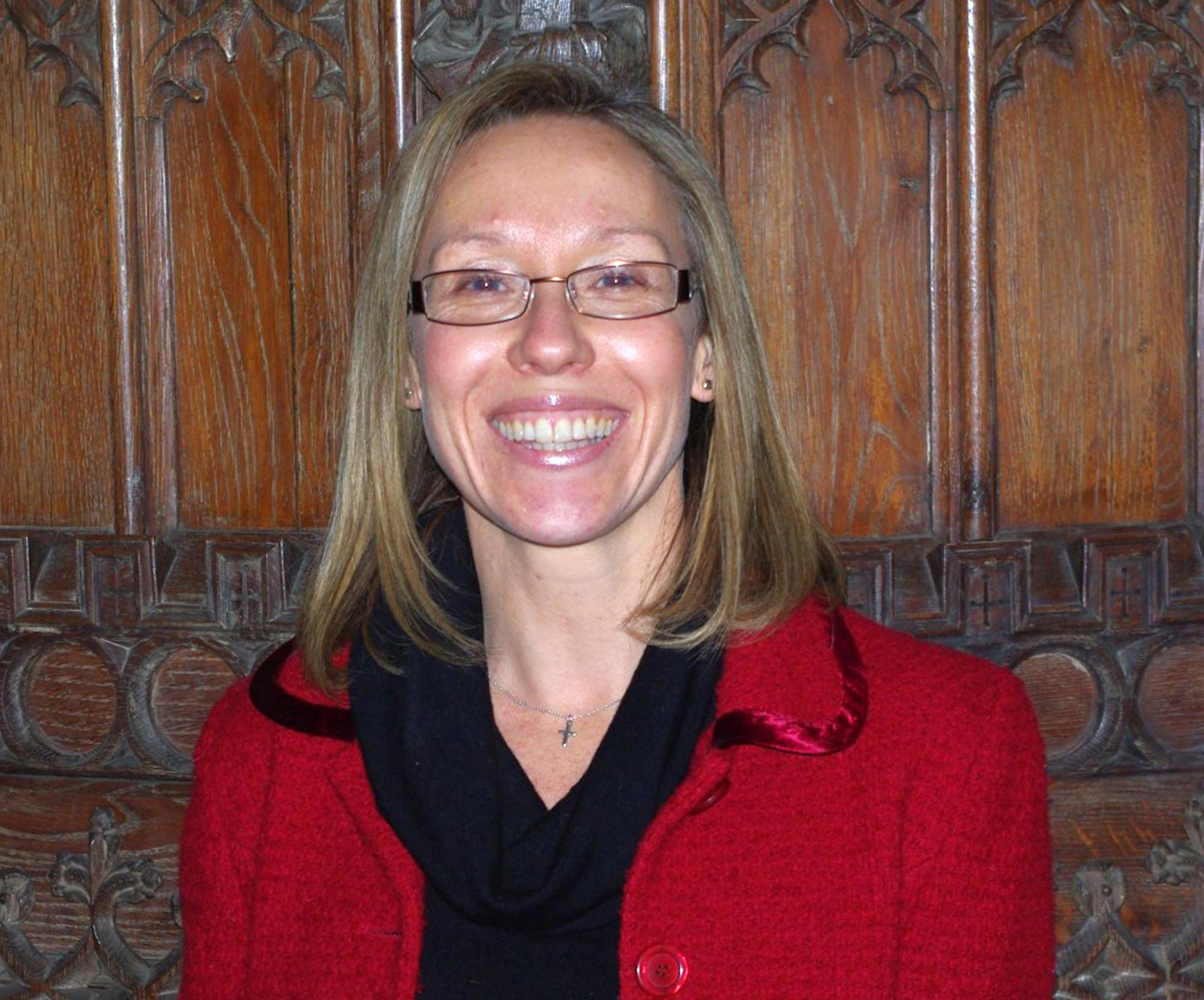 APPOINTED: Durham Cathedral has appointed Amanda Anderson as new chapter clerk and chief operating officer
