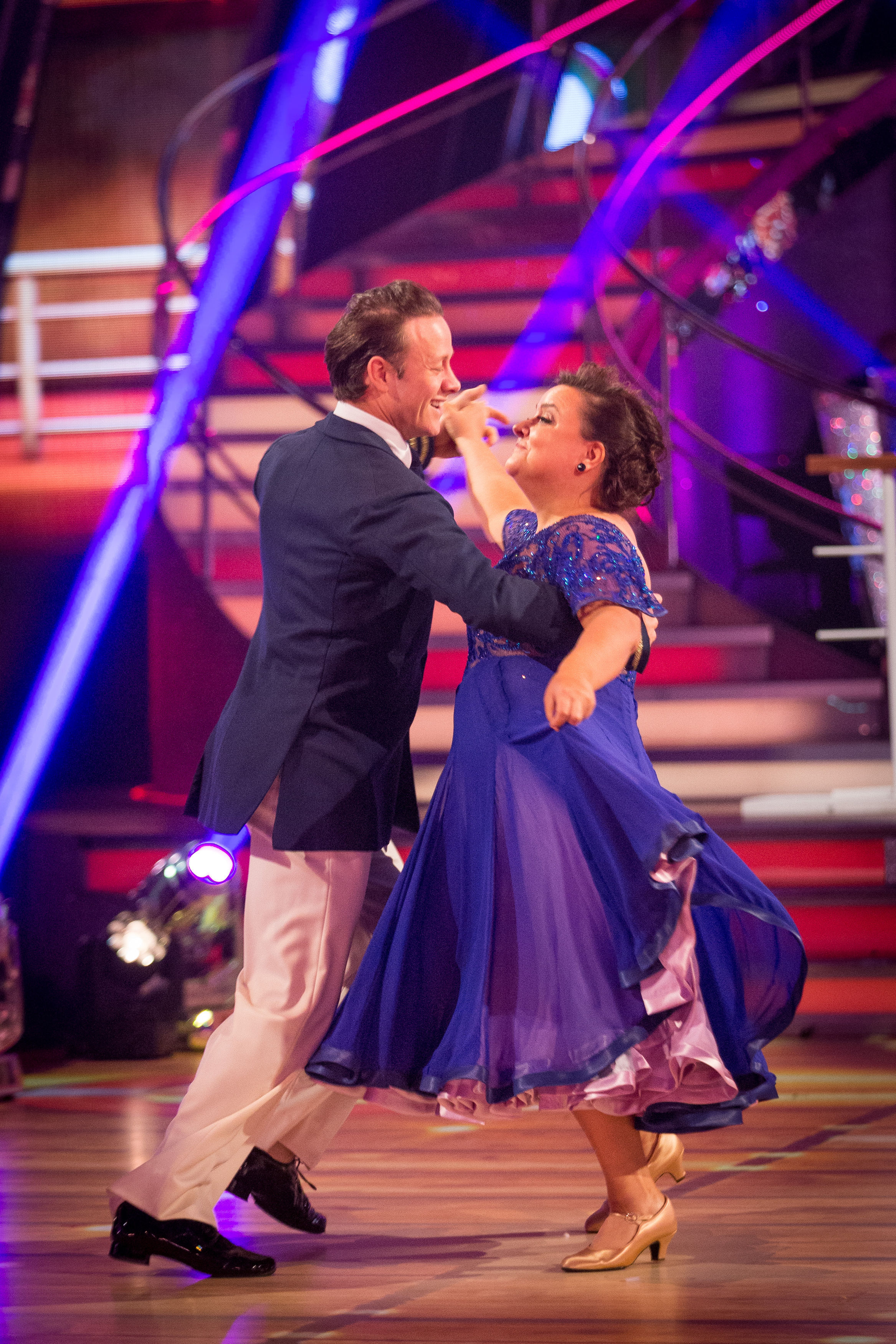 Susan Calman, Davood Ghadami and Jonnie Peacock will be hitting the dancefloor again for the Strictly Come Dancing Live UK Tour 2018. Picture: BBC/PA