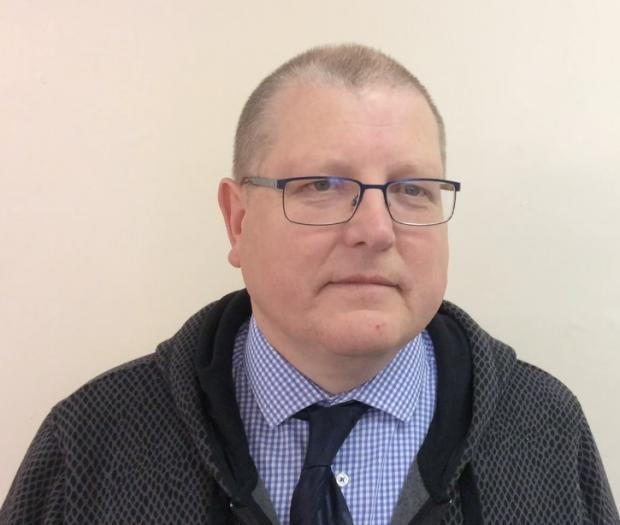 The Northern Echo: 'SCANDALOUS': Phil McGrath, chief executive of The Cedarwood Trust community organisation in North Shields and vice chairman of Church Action on Poverty