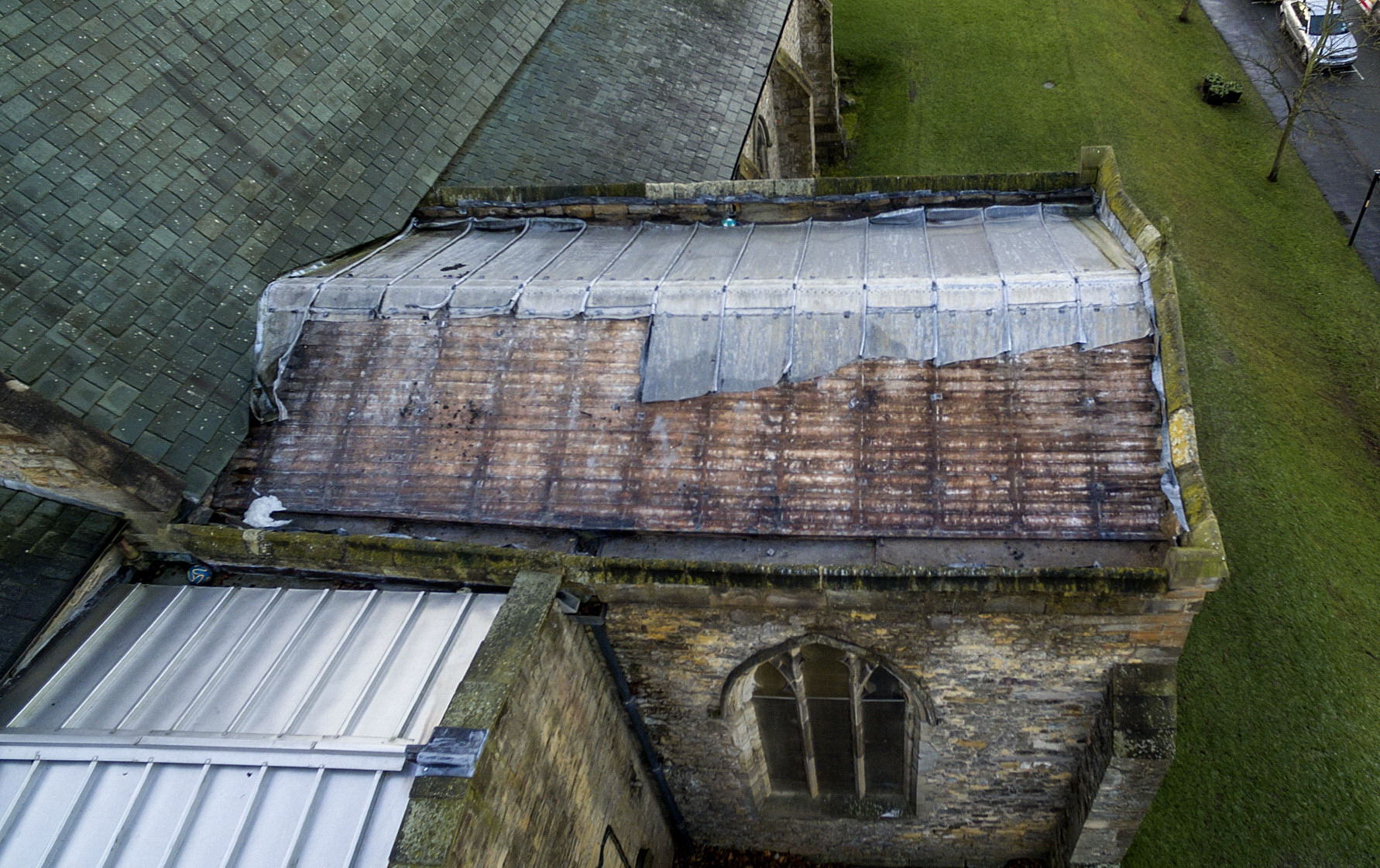Sedgefield Church Targeted By Lead Thieves Set For 30000 Repairs