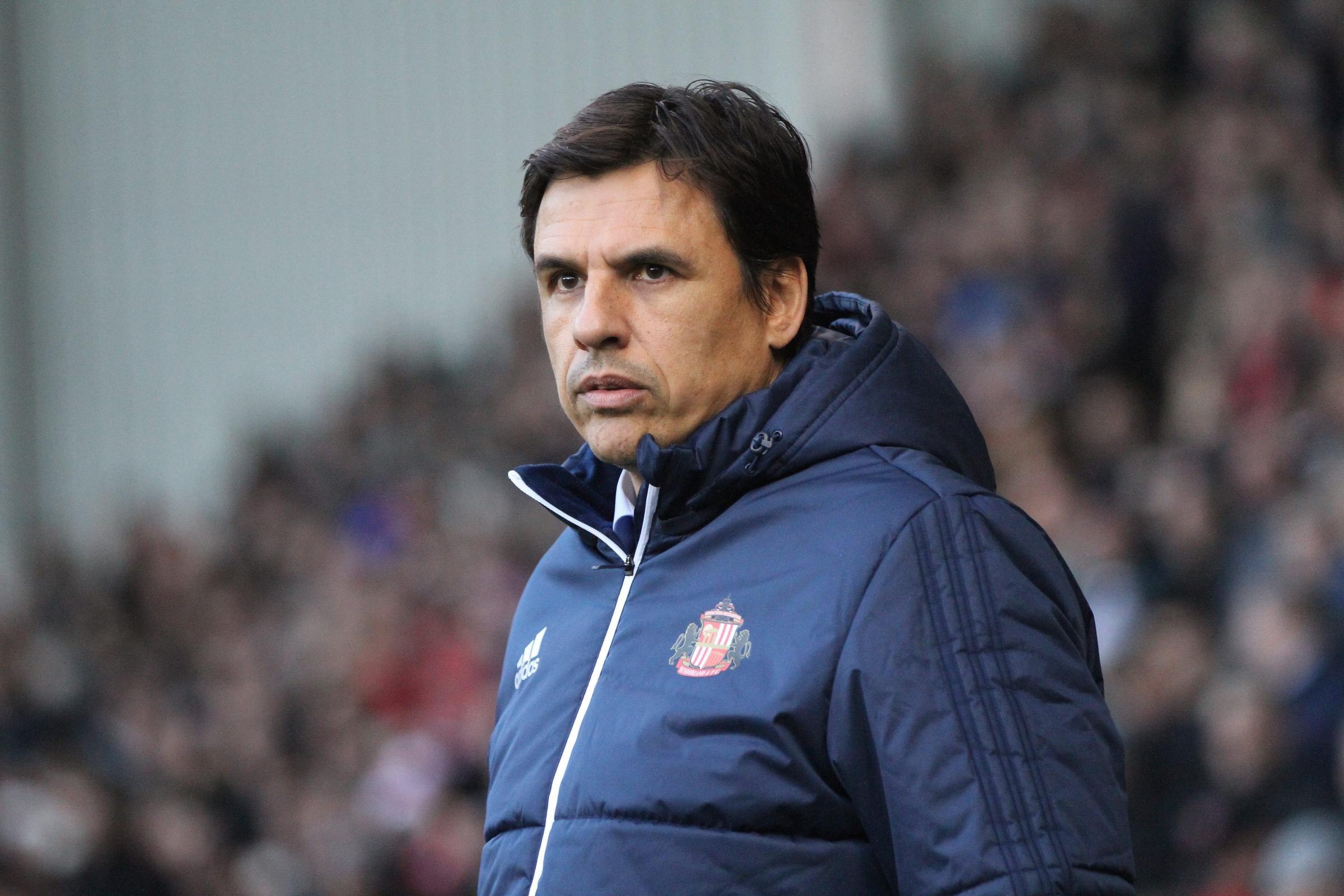 Sunderland Manager Chris Coleman during the Sky Bet Championship match between Sheffield United and Sunderland at Bramall Lane, Sheffield on Tuesday 26th December 2017. (Credit: Simon Newbury | MI News & Sport Ltd)