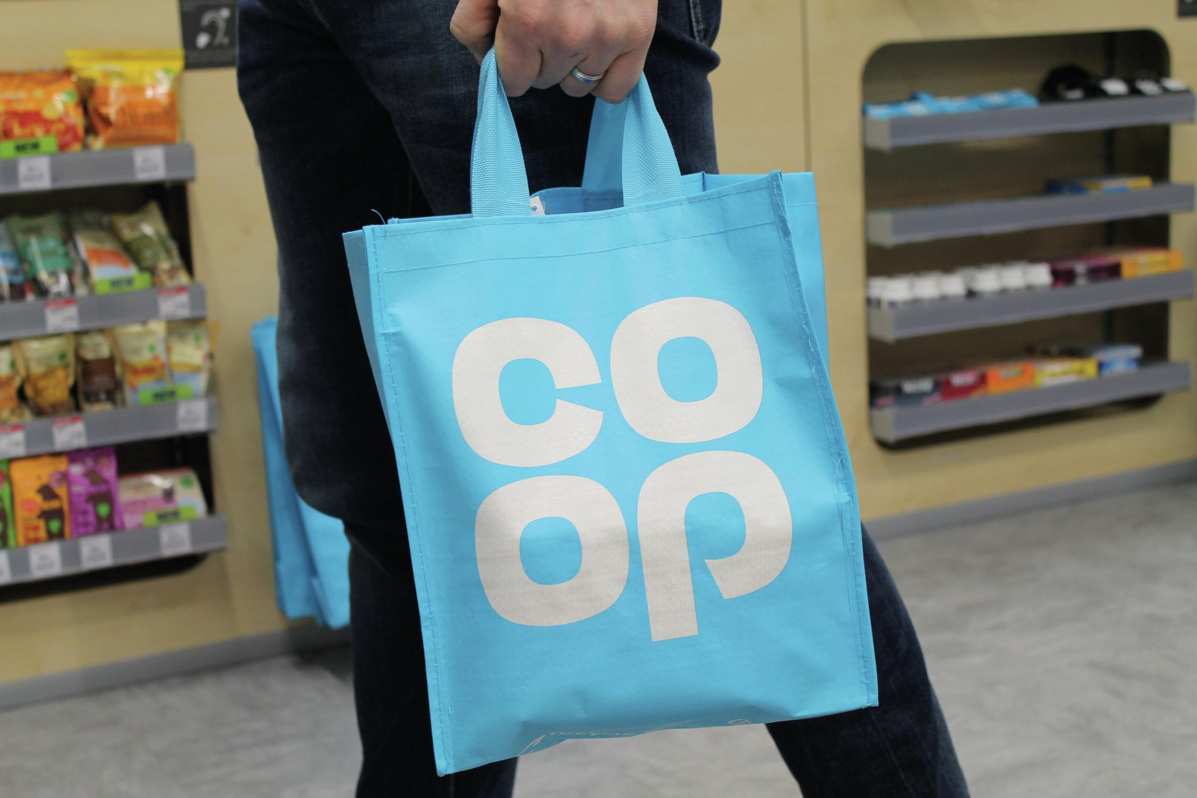 PLANS: The Co-op plans to open 100 new food stores in 2018, creating around 1,600 jobs