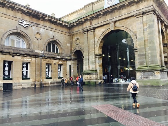WORK: Major works are to take place on the railway line near Central Station in Newcastle