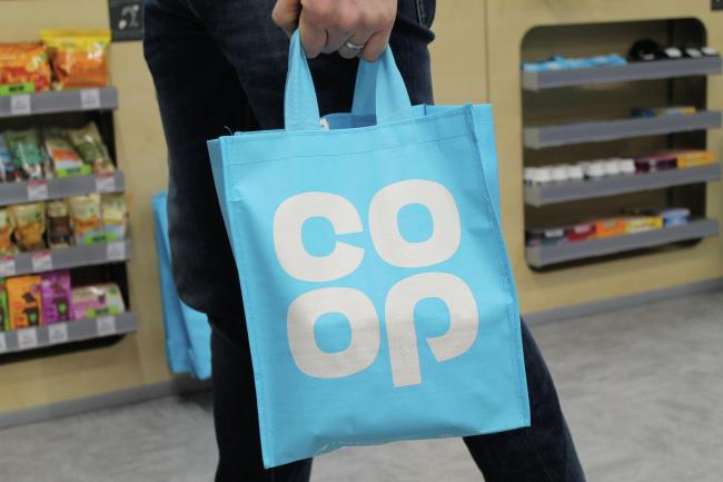 An officer witnessed Graeme Myers walking out of a Co-Op store in Newton Hall without making any attempt to pay for the alcohol. Picture: PA Wire