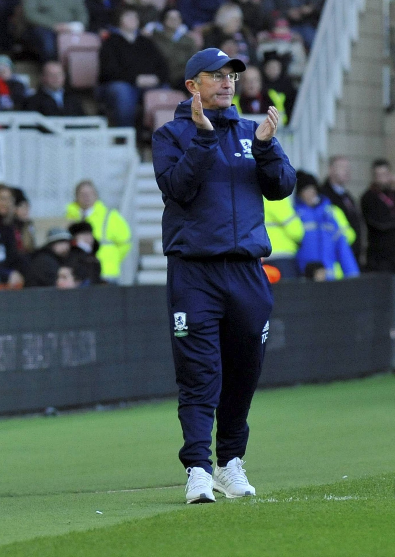 MIDDLESBROUGH: Tony Pulis frustrated by match deciding penalty decisions and wasted chances after Fulham defeat