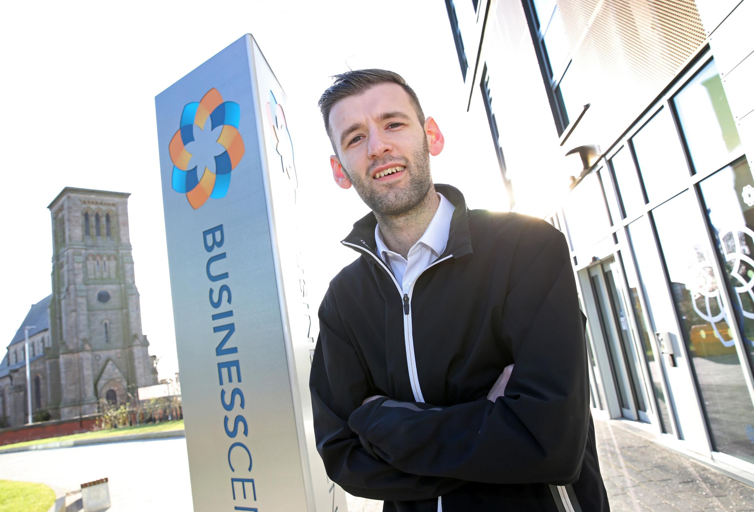 ROLE: Business Central's new operations support assistant Daniel Sanderson
