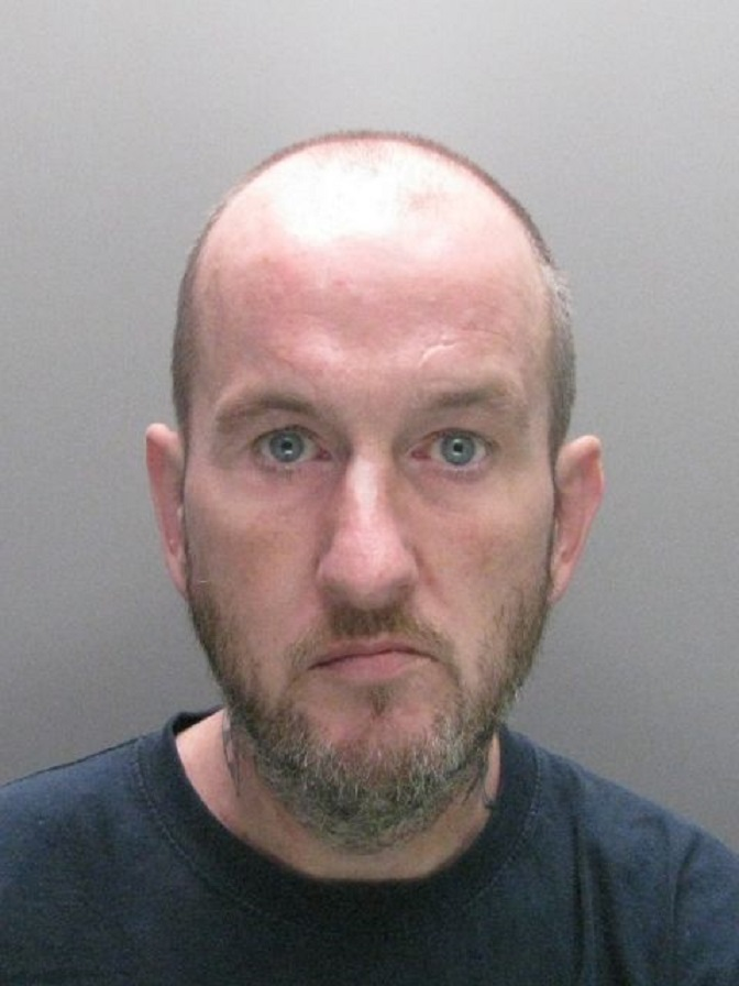TRESPASS: Jason Storey, jailed for trespass on main rail line at Durham, causing £99,500 loss to rail companies due to delay to services