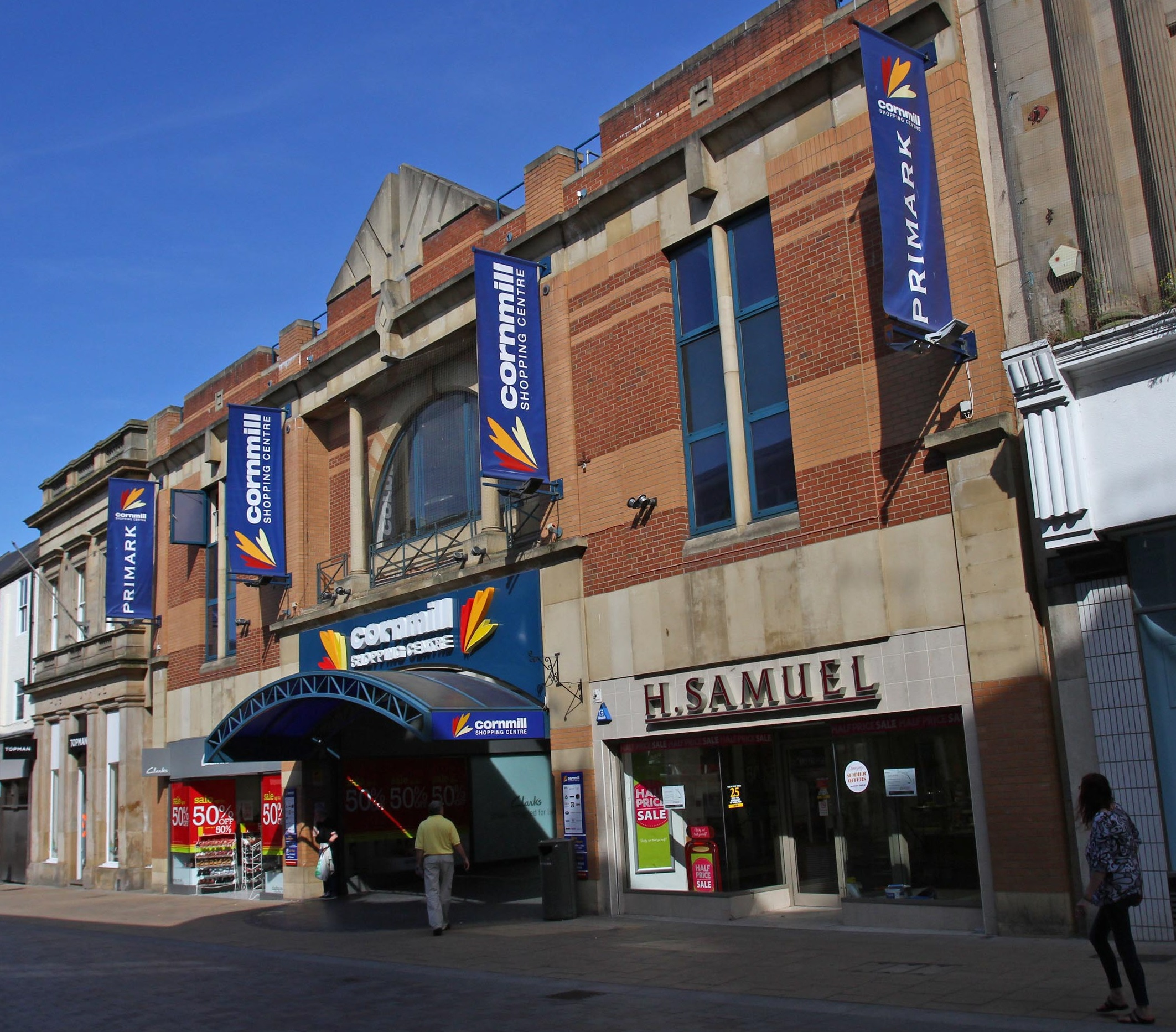 OPERATION: New River Retail oversees Darlington's Cornmill Shopping Centre