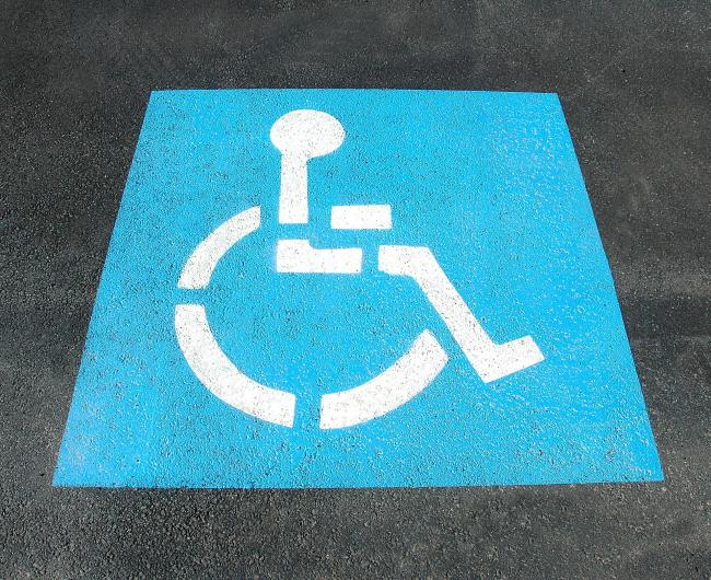 DISABLED PARKING: Darlington Borough Council have rolled out parking charges for blue badge holders in their off-street car parks