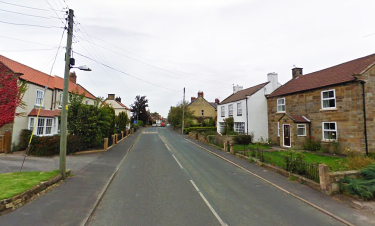 Great Broughton, near Stokesley, in North Yorkshire. Picture: GOOGLE