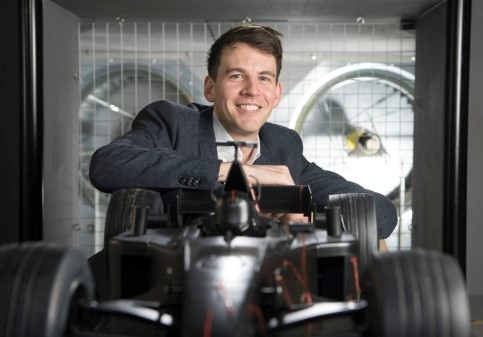Nick Martin joins as a senior lecturer in aerodynamics following five years working with Williams