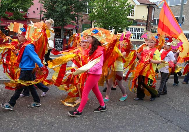 could darlington s community carnival help your charity or not for