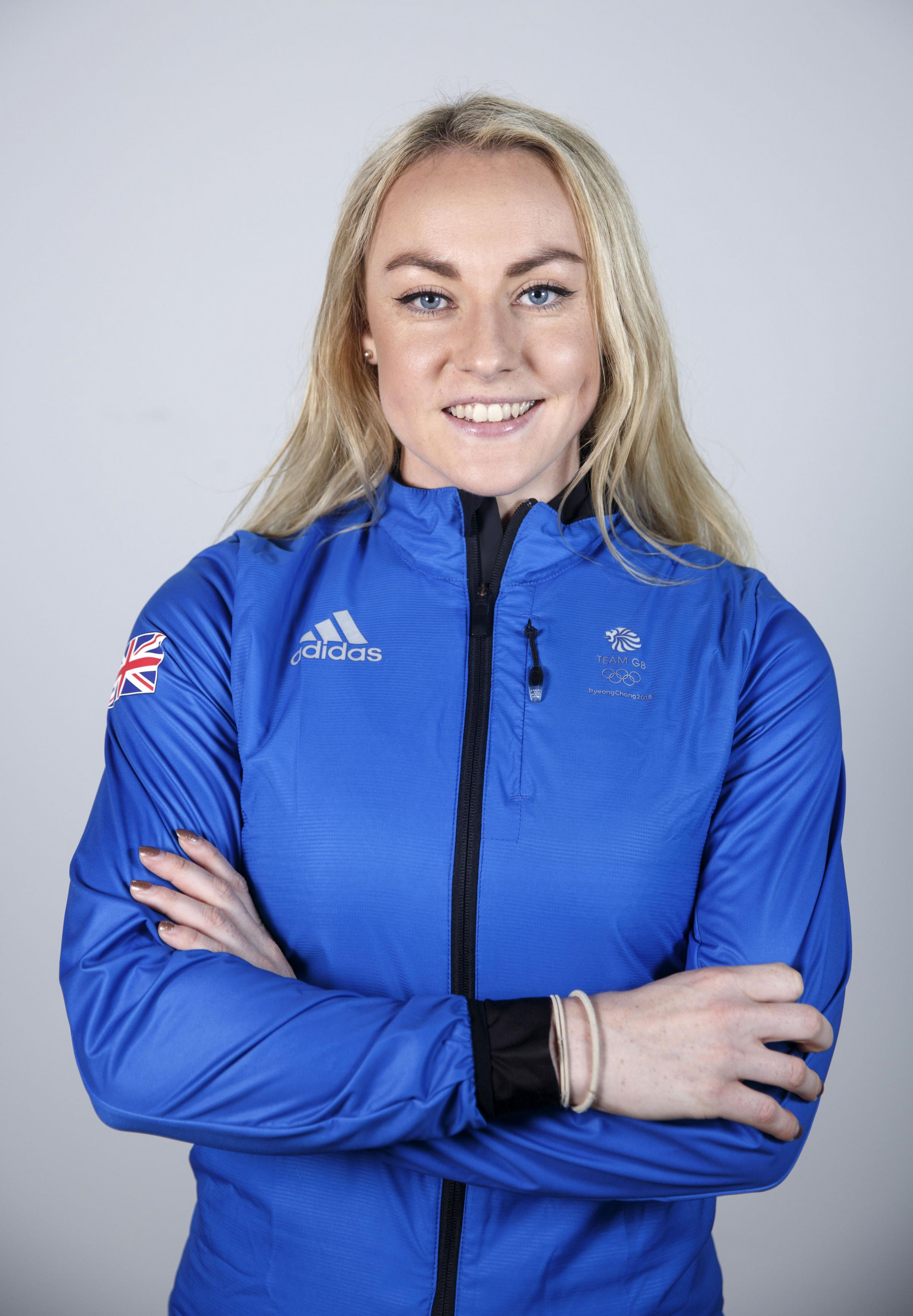 WINTER OLYMPIAN: Consett bobsleigh driver Mica McNeill (Picture: Tim Goode/PA Wire)