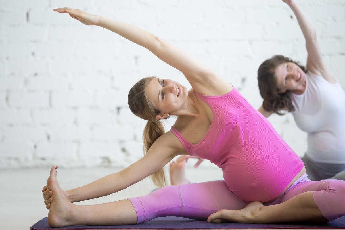 Отрадное йога для беременных 37